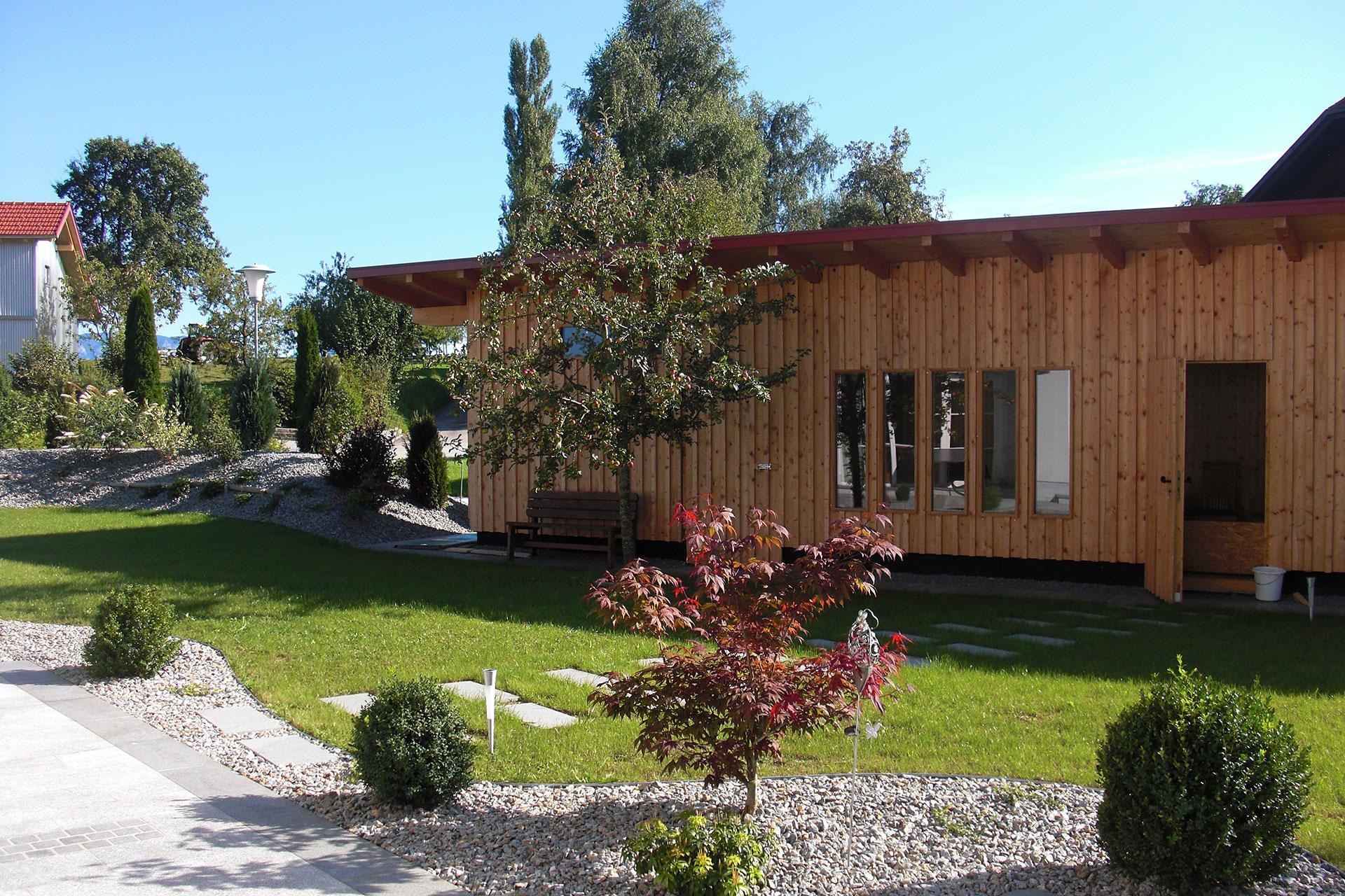 Garten Mit Privatsphare Karl Sailer
